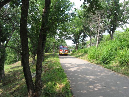 Minnehaha Fire Truck!