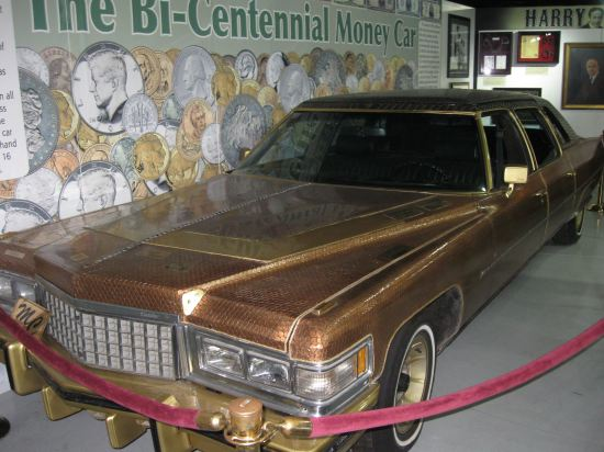 Bi-Centennial Money Car!
