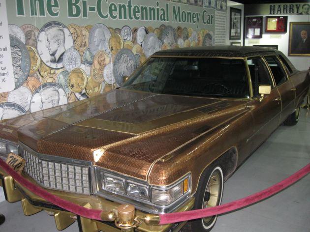Bi-Centennial Money Car!