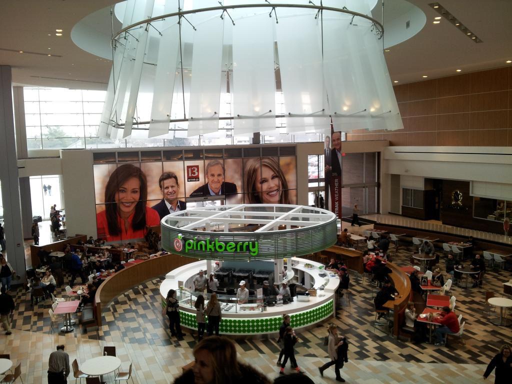 Fashion Mall Keystone Movie Theater