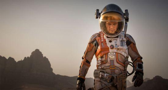 The Martian!