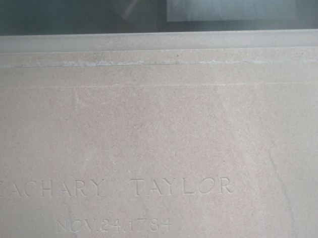 Zachary Taylor.
