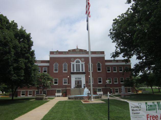 Munfordville Courthouse!