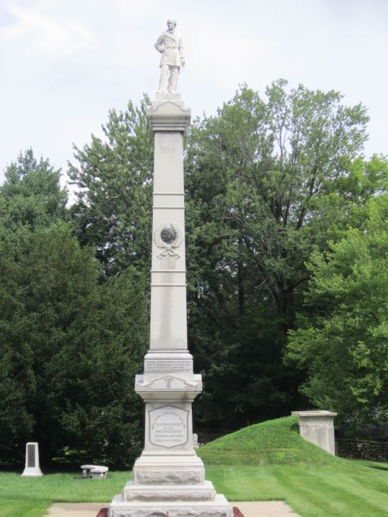 Zachary Taylor Monument!