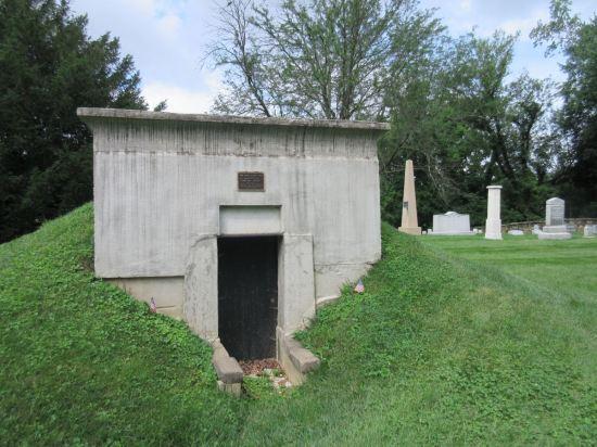 Taylor Tomb #1!