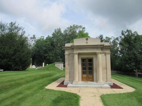 Taylor Mausoleum!
