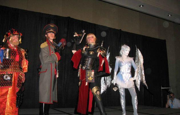 Gen Con 2009 Finalists!