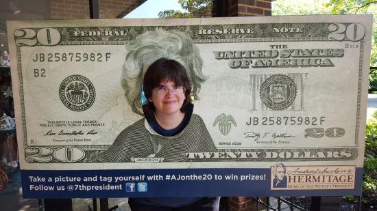 $20 Bill Y'all!