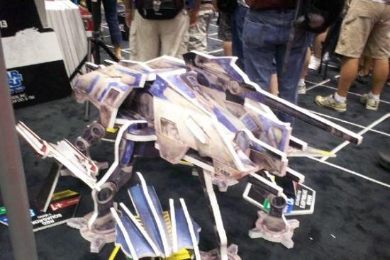 Star Wars 2-3-D!