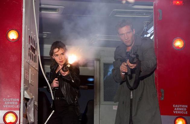 Terminator Genisys!