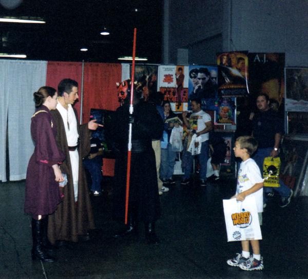 WWC 1999 Jedi!