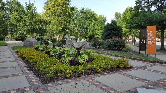Ingram Park Garden!