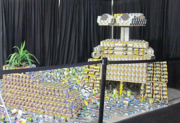 Canned Wall-E!