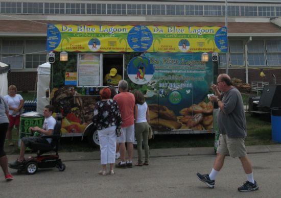 Jerk Food Truck Kitchener