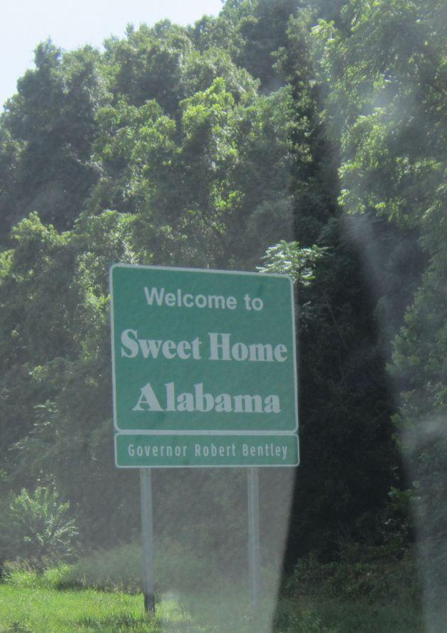 Alabama Sign!