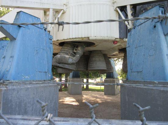 Saturn 1B Engines!
