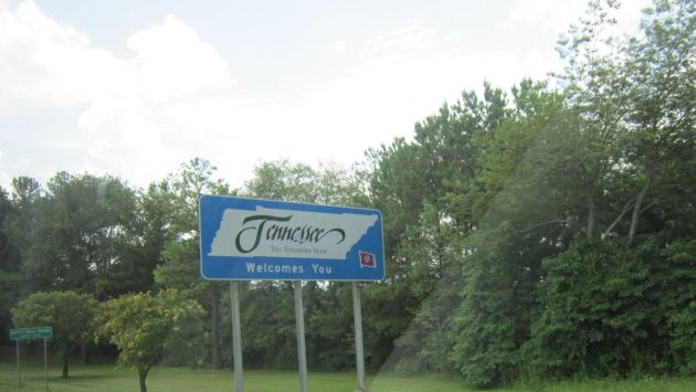 Tennessee Sign!
