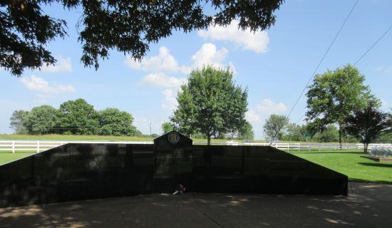 Vietnam War Memorial!