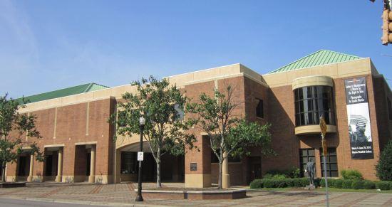 Birmingham Civil Rights Institute.