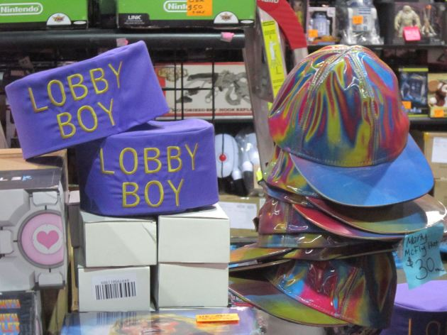 Geek Hats!