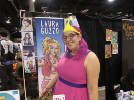 Laura Guzzo!
