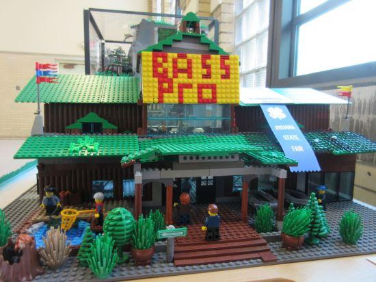 Lego Bass Pro Shop!