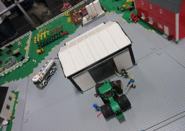 Lego Farm!