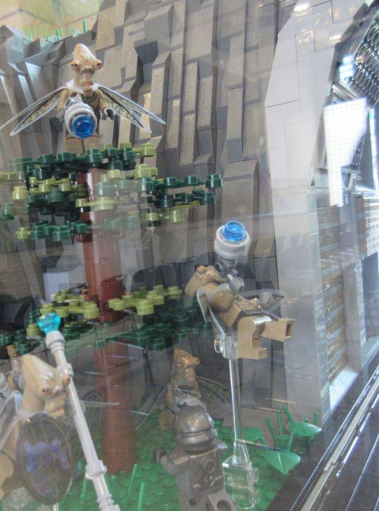 Lego Geonosis!