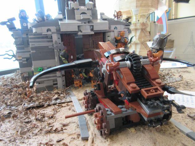 Lego Siege!