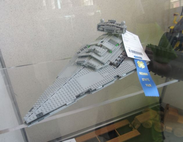 Lego Star Destroyer!