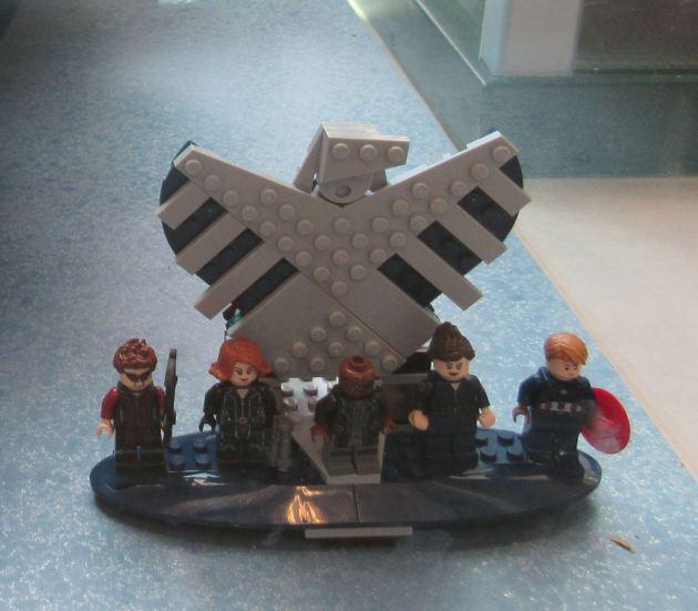 Lego SHIELD!