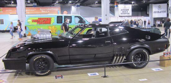 Mad Max Interceptor!
