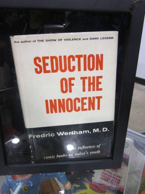 Seduction of the Innocent!