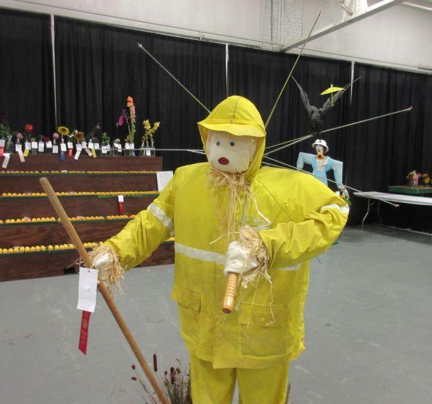 Rain on the Scarecrow!