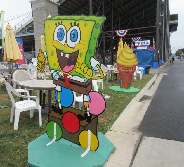 State Fair Spongebob!
