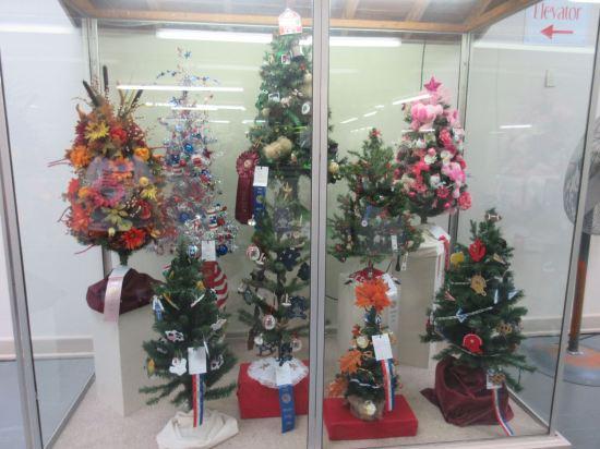 State Fair Xmas Trees!