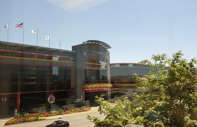 Donald E. Stephens Center!