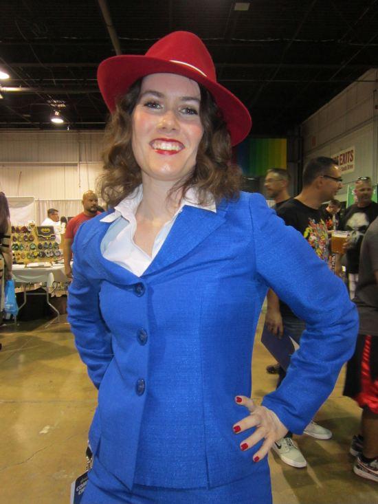 Agent Carter!