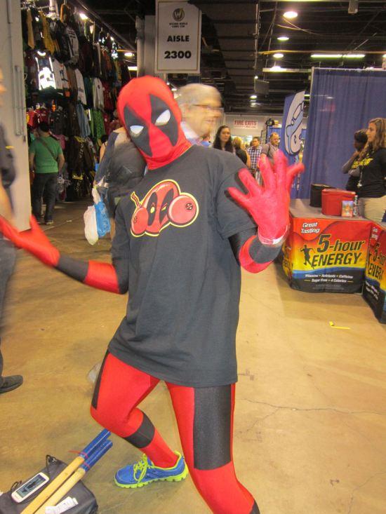 Deadpool Also!