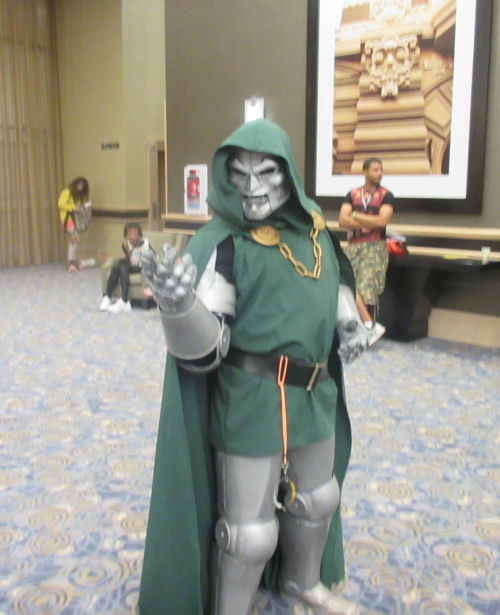 Dr. Doom!