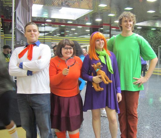 Scooby Gang!