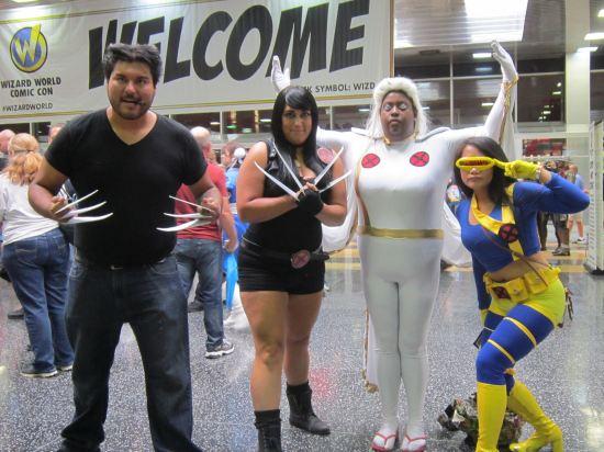 WWC X-Men!