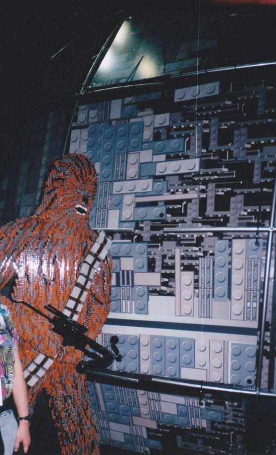 Lego Chewbacca!