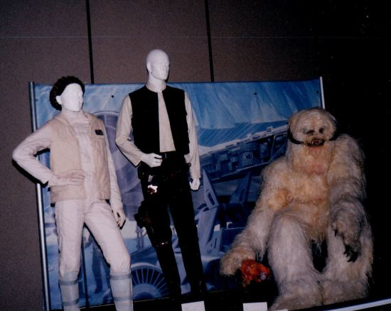Empire Strikes Back costumes!