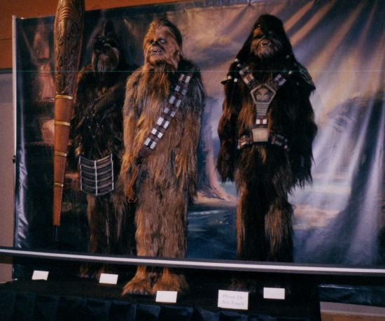 Wookiees!