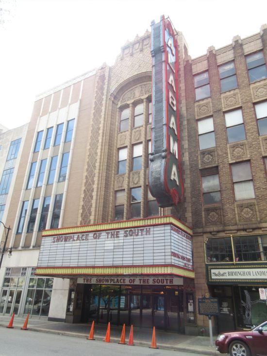 Alabama Theatre!