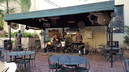 Cafe Beignet Band!