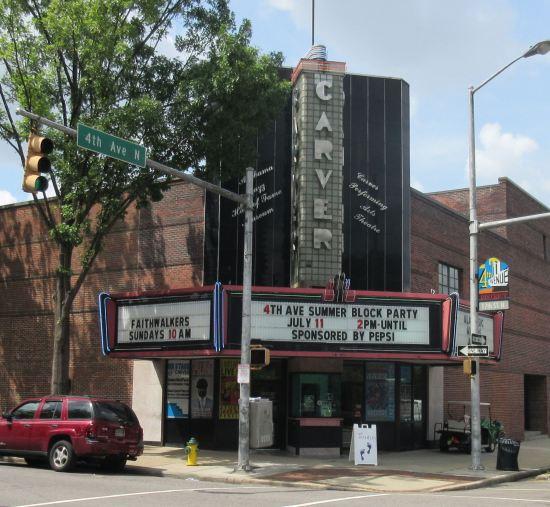 Carver Theatre!