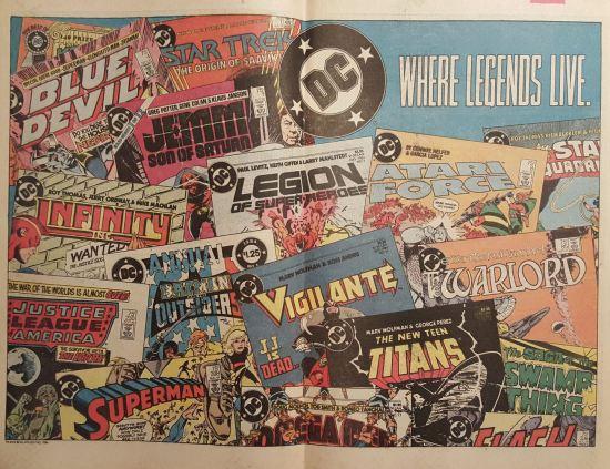 DC: Where Legends Live!