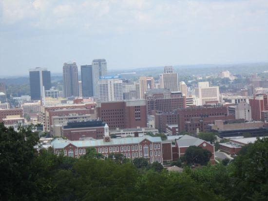 Downtown Birmingham!